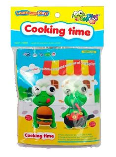 The DIY Cooking time!! NO need to bake this little chef...just make it and let dry in the air...a great little set to see why JumpingClay is the best air dry clay in the world! ONLY £3.95 http://shop.jumpingclay.co.uk/clay-cooking-time-no-baking-required-120-p.asp