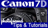 Canon 7D Tips – What should my first lens be?