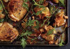 Upgrade Your Chicken: Roast Chicken and Kimchi Smashed Potatoes   Shine Food - Yahoo! Shine