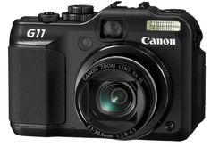 If you need a digital camera with intelligent features, to make your experience easy, quick and trouble-free then the Canon G11 is your new best friend!