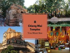 8 Chiang Mai Temples You Must See