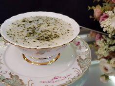 Yoğurt Çorbası- Yayla çorbası - Naneli çorba - YouTube Iftar, Tea Cups, Tableware, Kitchen, Youtube, Soups, Recipes, Dinnerware, Cooking