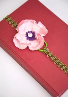 DIY bookmark - Mother's Day Special Edition