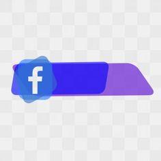 Facebook Logo Transparent, Facebook Logo Png, Game Buttons, Vector Whatsapp, Logo Clipart, Logo Psd, Education Banner, Youtube Logo, Love Logo