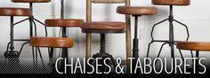 Découvrez la sélection de tables basses de La Boutique Paris. Décoration d'intérieur vintage. Tables en métal brut, bois ou marbre. Livraison en France et à l'international.