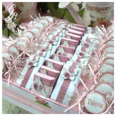 Welcome baby Valerie. Chocolate Wrapping, Chocolate Favors, Chocolate Bouquet, Chocolate Decorations, Wedding Candy, Wedding Favours, Wedding Gifts, Shower Party, Baby Shower Parties