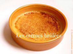 Crèmes brûlées | by puregourmandise.com