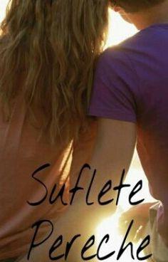 """Îți recomand să citești """" Suflete Pereche """" pe #Wattpad. #dragoste"""