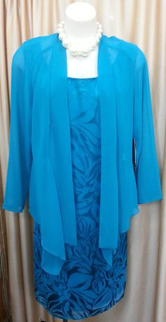 Dress and Jacket Set 75 | Isabella Fashions | Mother of the bride dresses, plus sizes, and evening wear