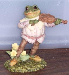 Frog Fantasy - Violin Concerto