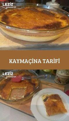 Kaymaçina Tarifi