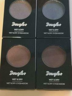 * * * Douglas WET&DRY Lidschatten * * * Blush, Make Up, Beauty, Mini, Eyeshadow, Eyes, Health, Rouge, Makeup