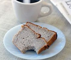 paleo banana bread. For those who like the paleo diet, this site has so many recipes!