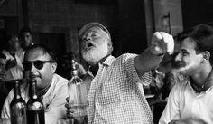 Hemingway.....A definite deserved!