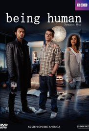 Tv Series Being Human. A werewolf, a vampire, and a ghost try to live together and get along.