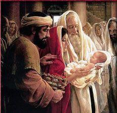 Simon seeing Jesus