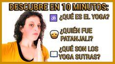 💛¿Qué es el YOGA?¿Quién fue PATANJALI?¿Qué son los YOGA SUTRAS?💛¡DESCÚBR... Patanjali Yoga Sutras, Ashtanga Yoga, Memes, Youtube, Meme, Jokes, Youtubers, Youtube Movies