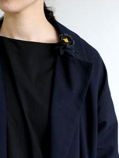 Button less coat - DISPLAY | Matilde