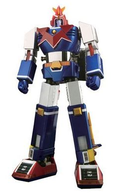 GX-31V Voltes V Volt In Box Soul of Chogokin Metal Figure