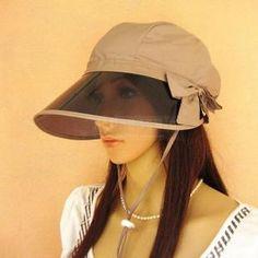 female summer Korean version of the hat