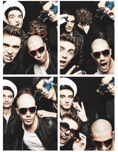 The Wanted, they're just too cute (: