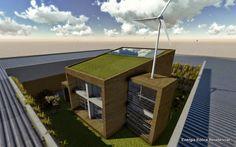 Sistema eólicos de energia para uso residencial - Reformolar