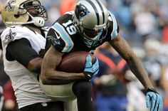 Panthers linebacker A.J. Klein and wide receiver Ted Ginn Jr. are on the move but are staying in the NFC South, agreeing to terms with the…