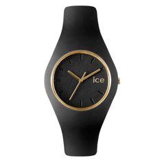 Montre ICE-GLAM, Noir Ice Watch