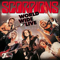 Scorpions, World Wide Live*****: At the end of the day, I will look back on this album as probably my favorite of all Scorpions' albums. I will also most likely consider it to be one of my 20 favorite live albums of all time. I don't know what it is about this album, but it captured all that is best about the band and was really the first time I ever really paid close attention to them. This album has excited me for a very long time, and it still manages to do so. Great live effort. 8/10/16