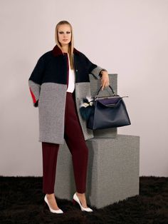 Fendi's Pre Fall 2014-15 Collection - Look 6