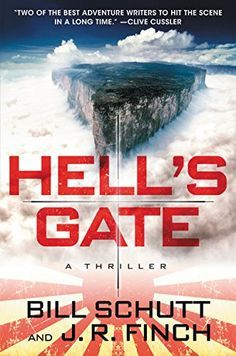 Hell's Gate: A Thriller by Bill Schutt https://www.amazon.com/dp/B015CYCIAI/ref=cm_sw_r_pi_dp_6lzuxb6XB9AD3