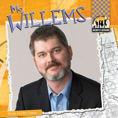 Author Spotlight on Mo Willems, and his Pigeon series for kids.