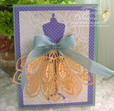 dress form by BMZ - Cards and Paper Crafts at Splitcoaststampers