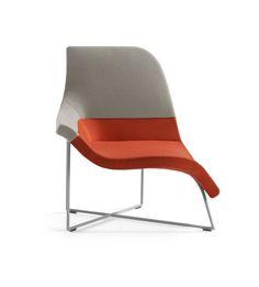 Cadeiras Gemini (Foto: Divulgação/ Artifort / UNStudio)