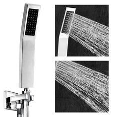 SR SUN RISE SRSH-F5043  Bathroom Luxury Rain Mixer Shower Combo Set Wall Mounted Rainfall Shower Head  System Polished Chrome           Price:        $285.60              Sale:...