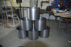 Large metal planters made in the UK. All of our iron products are designed and produced in our workshops in Bath. Metal Planters, Garden Planters, Garden Products, Garden Pests, Galvanized Steel, Topiary, Iron, Bath, Studio
