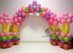 #Birthday Planners#Birthday Parties#Balloon decors#Birthday Decors#Entrance Decors#Arch Decors