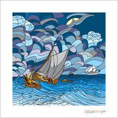 Artsy Fartsy, Hand Lettering, Coloring Books, Night, Artwork, Portraits, Sea, Logo, Art Work