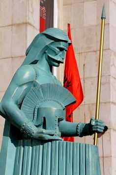 Spirit of #illyria Albanians are 100% Illyrians  This page is a Dedication to the original Albanian history,to our ancient illyrian.