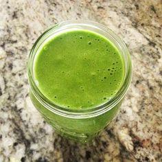 Groen ontbijtje