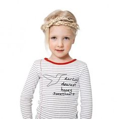 So sweet. I would totally make Henry wear this.