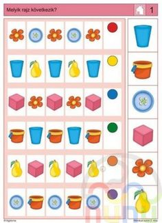 Toddler Learning Activities, Montessori Activities, Preschool Worksheets, Lessons For Kids, Math Lessons, Speech Therapy Games, Sequencing Cards, File Folder Activities, Fun Math