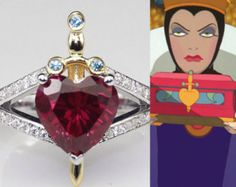 The evil Queen Ring