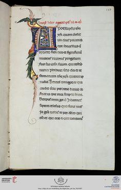 Vatikan, Biblioteca Apostolica Vaticana, Pal. lat. 58: Vatikan, Biblioteca Apostolica Vaticana, Pal. lat. 58 Actus Apostolorum, Epistolae canonicae et Apocalypsis (13.-14. Jh.)