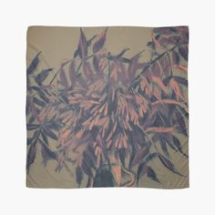 """""""Ash-tree"""" Scarves by clipsocallipso 