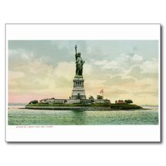 """>>>Coupon Code          Vintage """"Statue of Liberty"""" Poster. New York. Postcards           Vintage """"Statue of Liberty"""" Poster. New York. Postcards Yes I can say you are on right site we just collected best shopping store that haveDiscount Deals          Vintage """"Stat...Cleck Hot Deals >>> http://www.zazzle.com/vintage_statue_of_liberty_poster_new_york_postcard-239515301206001490?rf=238627982471231924&zbar=1&tc=terrest"""