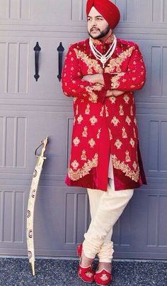 Color Sherwani, High Definition, Christmas Sweaters, Princess, How To Wear, Color, Fashion, Moda, Fashion Styles