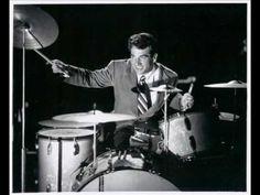 """Drum Boogie"" - Gene Krupa. One of my favorite big band tunes."