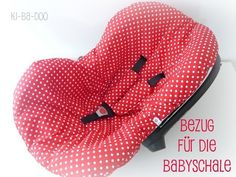 Ebook Bezug Babyschale - Schnittmuster und Anleitung als PDF, versandkostenfrei