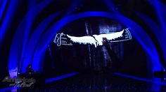 Joe Castillo Paints With Light-and-Sand - America's Got Talent Semifinals | Voonathaa